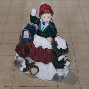 Mervyn's Snowball Fight Collectible | 1997